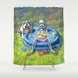 Even More Tales to Give You Goosebumps Shower Curtain