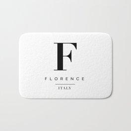 Florence Bath Mat