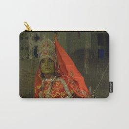 Kachchhi Ghodi Dancer Carry-All Pouch