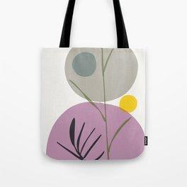 zen garden stones ikebana Tote Bag