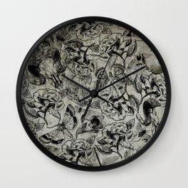 Dead Nature Wall Clock