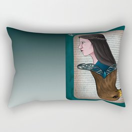 Rowena Ravenclaw Rectangular Pillow