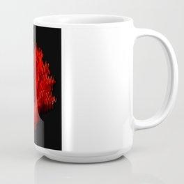 Gerbera On Fire Coffee Mug