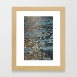 Serene Framed Art Print