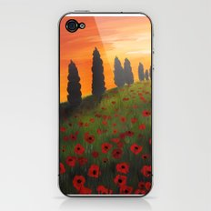 My Dear Tuscany iPhone & iPod Skin
