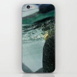 Wetsuit Underwater iPhone Skin