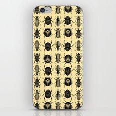 Bugs Pattern iPhone & iPod Skin