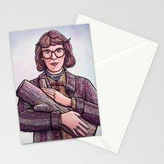 Log Lady Stationery Cards