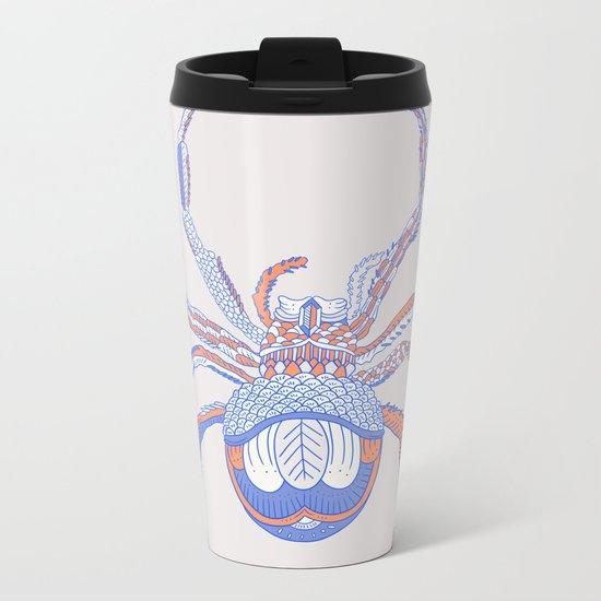 Spider II Metal Travel Mug