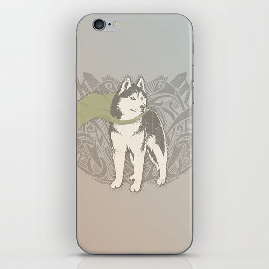 Fearless Creature: Eski iPhone Skin