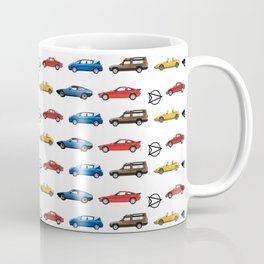 Matra Pattern Coffee Mug