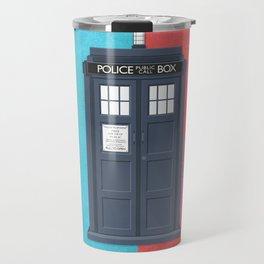 10th Doctor - DOCTOR WHO Travel Mug