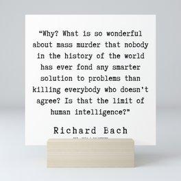 100    | Richard Bach Quotes | 190916 Mini Art Print