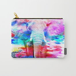 Elephant's Song Carry-All Pouch