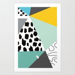 Psicotropia 2.0 Art Print