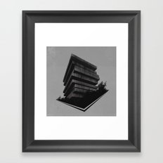 The Giant In The Forest Framed Art Print