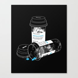 Space RX Canvas Print