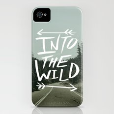 Into the Wild II iPhone (4, 4s) Slim Case