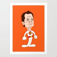 Carlos Danger Art Print