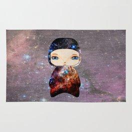 A Boy - Space Rug