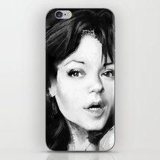 Faina iPhone & iPod Skin