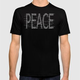 Peace is Always Beautiful T-shirt