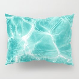 Pool Dream #1 #water #decor #art #society6 Pillow Sham