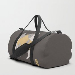 Koi fish 003 Duffle Bag