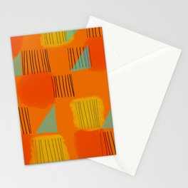 Flags 2 Stationery Cards