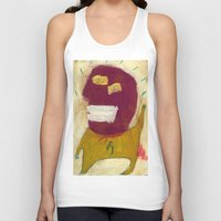 hero Tank Tops featuring Hero by Sasa Jantolek