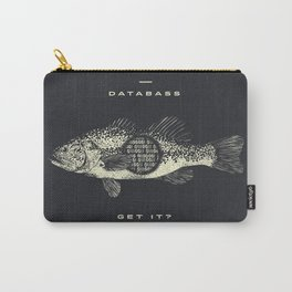 DATABASS Carry-All Pouch