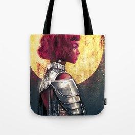Joan of Arc Tote Bag
