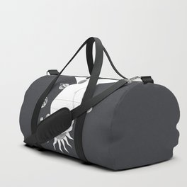 Everything Revolves Around Us II Duffle Bag