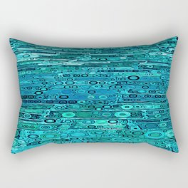 :: Tropical Sea :: Rectangular Pillow