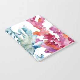 Sea Life Pattern 02 Notebook