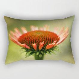 Coming to Life Rectangular Pillow