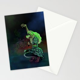 Time is Running Out - Alice Stationery Cards