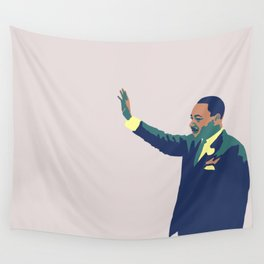 Martin Luther King Wall Tapestry