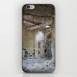 Forgotten Corridors iPhone Skin