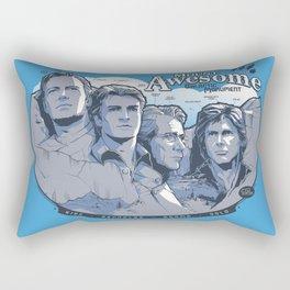 Mt. Awesome Rectangular Pillow