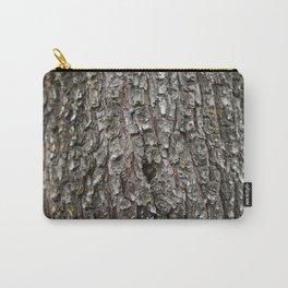 Alligator Juniper Tree Bark Carry-All Pouch