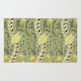 """William Morris """"Daffodil"""" Rug"""