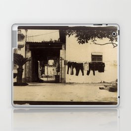 Dry Cleaning Laptop & iPad Skin