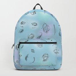 Eyes and Eyes (I) Backpack
