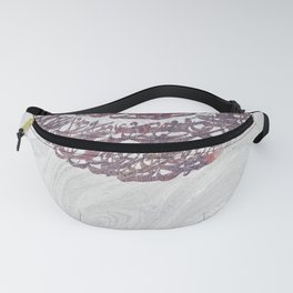 Persian typography Fanny Pack