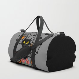 Happy Whimsical Halloween Duffle Bag
