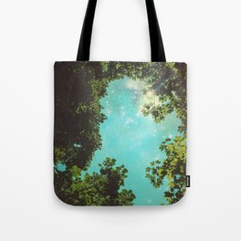 Starry Sky Tote Bag