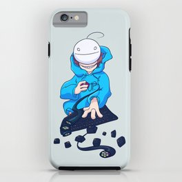 Cryaotic  iPhone Case