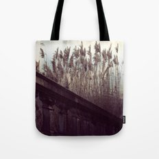 Month by The Lake Tote Bag