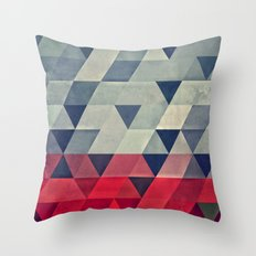 wytchy Throw Pillow
